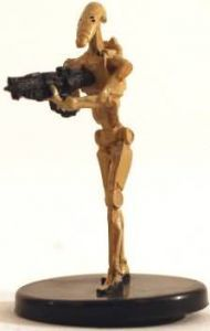 Star Wars Miniatures - The Clone Wars Star Wars Miniatures 022 - Battle Droid [Star Wars Miniatures The Clone Wars]