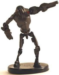 Star Wars Miniatures - The Clone Wars Star Wars Miniatures 027 - Heavy Super Battle Droid [Star Wars Miniatures The Clone Wars]