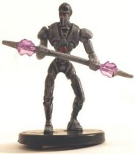 Star Wars Miniatures - The Clone Wars Star Wars Miniatures 028 - IG-100 MagnaGuard [Star Wars Miniatures The Clone Wars]