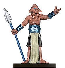 Star Wars Miniatures - The Clone Wars Star Wars Miniatures 030 - Quarren Isolationist [Star Wars Miniatures The Clone Wars]