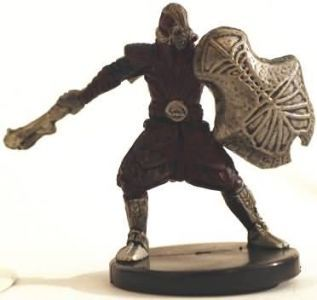 Star Wars Miniatures - The Clone Wars Star Wars Miniatures 040 - Utapaun Warrior [Star Wars Miniatures The Clone Wars]