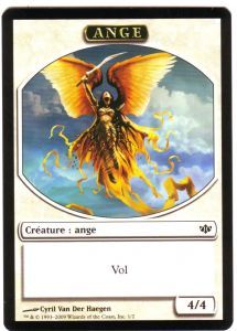 Token Magic Magic the Gathering Token Conflux - Ange