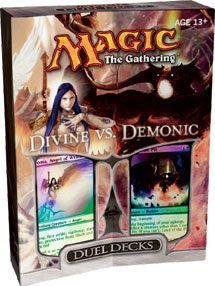 Decks Magic the Gathering Duel Decks : Divine Vs. Demonic