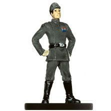 Star Wars Miniatures - Imperial Entanglements Star Wars Miniatures 15 - Moff Jerjerrod [Star Wars Miniatures - Imperial Entanglements]