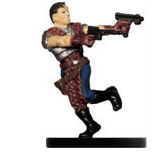 Star Wars Miniatures - Imperial Entanglements Star Wars Miniatures 29 - Dash Rendar, Renegade Smuggler [Star Wars Miniatures - Imperial Entanglements]