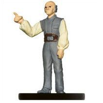 Imperial Entanglements Star Wars Miniatures 33 - Lobot, Computer Liaison Officer [Star Wars Miniatures - Imperial Entanglements]