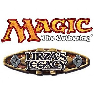 Collection Complète Magic the Gathering Urza's Legacy - Set Complet