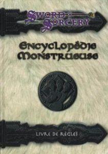 Jeux de rôle VF Jeux de rôle JDR: Sword Sorcery - Encyclopedie Monstrueuse