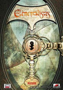Jeux de rôle VF JDR: D20 Encyclopedie Arcana - Elementaliste