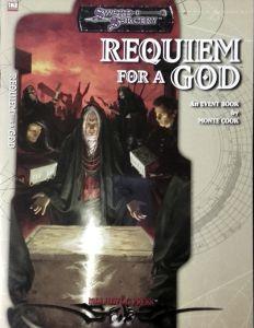 Jeux de rôle VO Jeux de rôle RPG: Sword sorcery - Requiem for a god