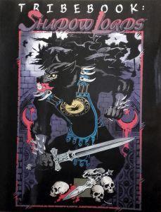 Jeux de rôle VO Jeux de rôle RPG: Werewolf The Apocalypse - ShadowLords