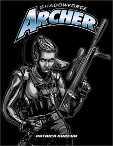 Jeux de rôle VO Jeux de rôle RPG: Spycraft Shadowforce Archer - Campaign Setting