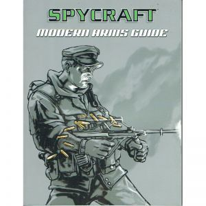 Jeux de rôle VO Jeux de rôle RPG: Spycraft - Modern Arms Guide