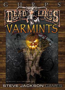 Jeux de rôle VO Jeux de rôle RPG: Deadlands - Varmints