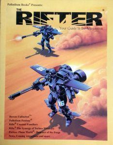 Jeux de rôle VO Jeux de rôle RPG: The rifter Your guide to the megaverse number Twenty-One