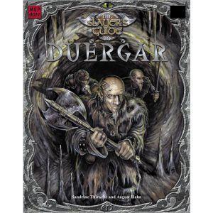 Jeux de rôle VO Jeux de rôle RPG: D20 The Slayer's guide to Duergar