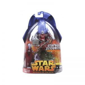 Figurines Star Wars Figurines Star Wars Figurines Star Wars - Utapaun Warrior / Utapaun Security