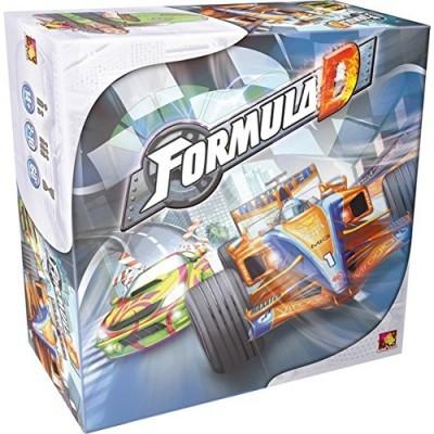 Thème : Véhicules Jeux de Plateau Formula D