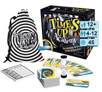 Time's up Petits Jeux Time's Up! Academy 1 - Noir