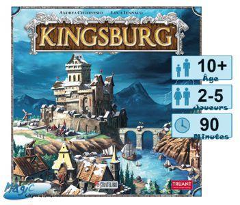 Thème : Médiéval Kingsburg