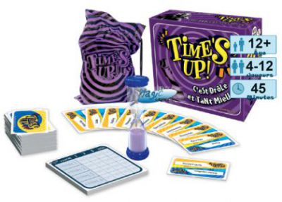 Time's up Time's Up! Celebrity 3 - Violet