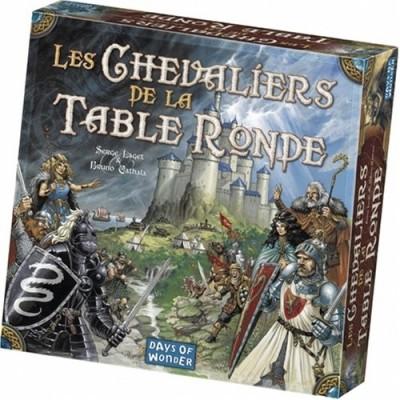 Thème : Médiéval Jeux de Plateau Les chevaliers de la Table Ronde