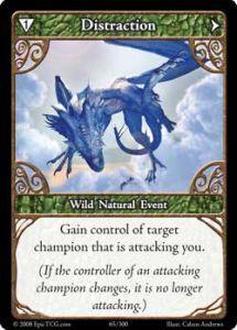 Epic Autres jeux de cartes 065 - Distraction [Set 1 - Cartes Epic]