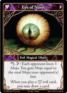 Epic Autres jeux de cartes 089 - Eye of Navec [Set 1 - Cartes Epic]