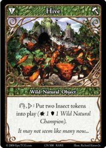 Epic Autres jeux de cartes 129 - Hive [Set 1 - Cartes Epic]