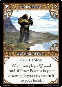 Epic Autres jeux de cartes 141 - Inner Peace [Set 1 - Cartes Epic]