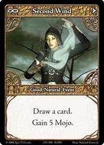 Epic Autres jeux de cartes 235 - Second Wind [Set 1 - Cartes Epic]