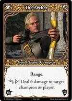 Epic Autres jeux de cartes 258 - The Archer [Set 1 - Cartes Epic]