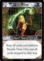 Epic Autres jeux de cartes 274 - Time-Out [Set 1 - Cartes Epic]