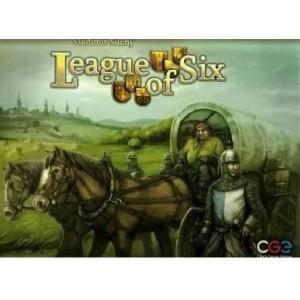 Thème : Médiéval Jeux de Plateau League of Six