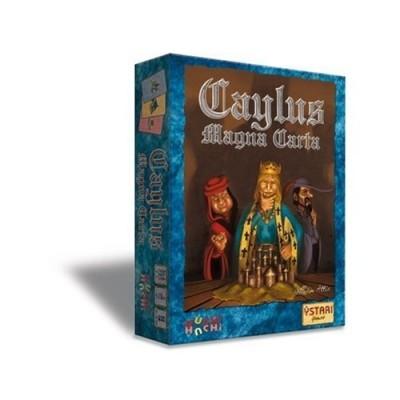 Thème : Médiéval Caylus Magna Carta
