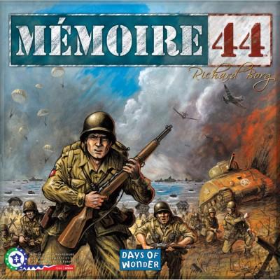 Autres jeux de plateau Mémoire 44
