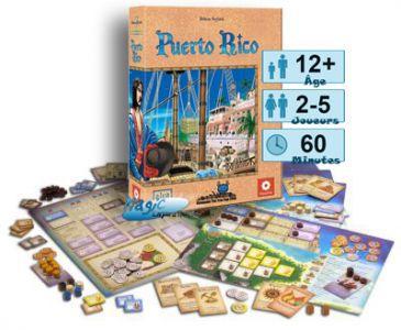 Autres jeux de plateau Jeux de Plateau Puerto Rico