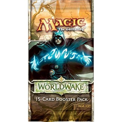 Boosters Magic the Gathering Worldwake - WWK - Booster de 15 Cartes Magic