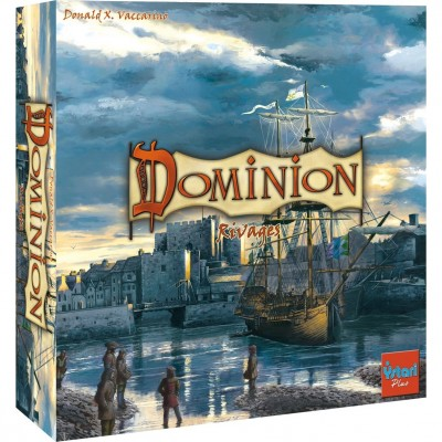 Dominion Jeux de Plateau Dominion 3 - Rivages