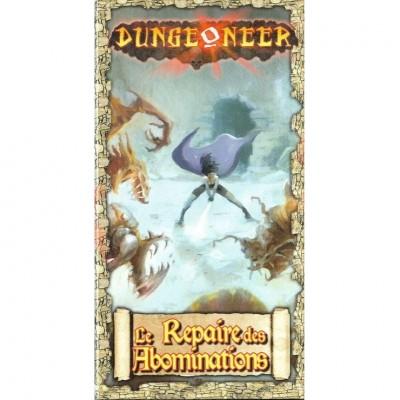 Autres petits jeux Dungeoneer - Le Repaire des abominations