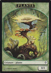 Tokens Magic Token/Jeton - Worldwake - Plante