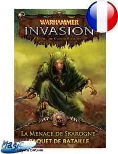 Warhammer Invasion Autres jeux de cartes Cycle de la Corruption - La Menace de Skarogne