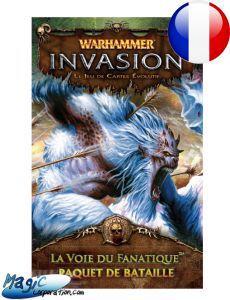Warhammer Invasion Autres jeux de cartes Cycle de la Corruption - La Voie du Fanatique