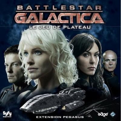 Thème : Espace Jeux de Plateau Battlestar Galactica - Pegasus