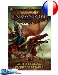 Warhammer Invasion Autres jeux de cartes Cycle de la Corruption - Griffes et Crocs