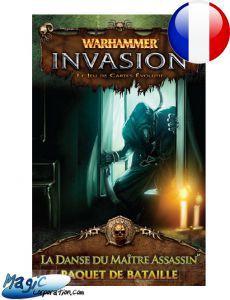 Warhammer Invasion Cycle de la Corruption - La danse du Maître Assassin