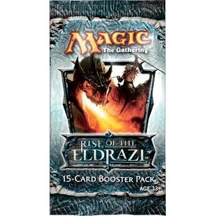 Boosters Magic the Gathering Rise of the Eldrazi