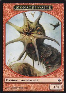 Tokens Magic Token/Jeton - Eldrazi - Monstruosité