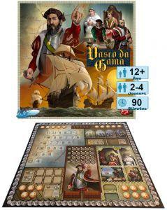 Autres jeux de plateau Jeux de Plateau Vasco da Gama