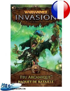 Warhammer Invasion Autres jeux de cartes Cycle de la Corruption - Feu Arcanique